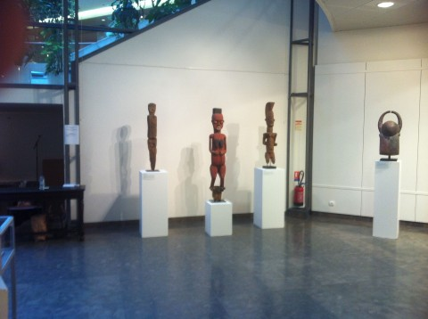 Exhibition with Gallery Noir d'Ivoire in Charenton