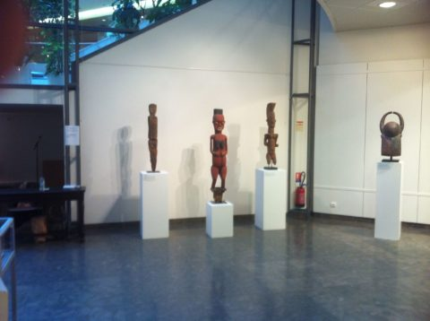 Exposition avec la Galerie Noir d'Ivoire à Charenton