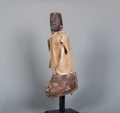 Video of dancing ceremony Gelede – Naogon (Bénin 2009)