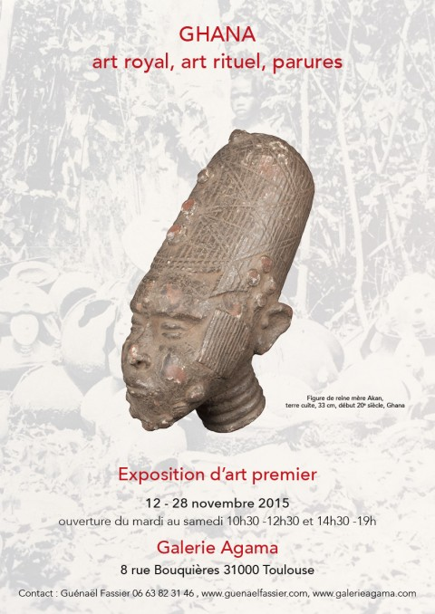 Exhibition Arts of Ghana