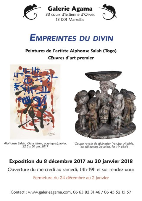 "Exhibition ""Divine traces"""