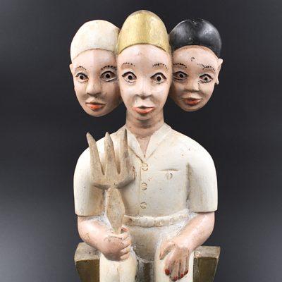 Mami Wata Statue