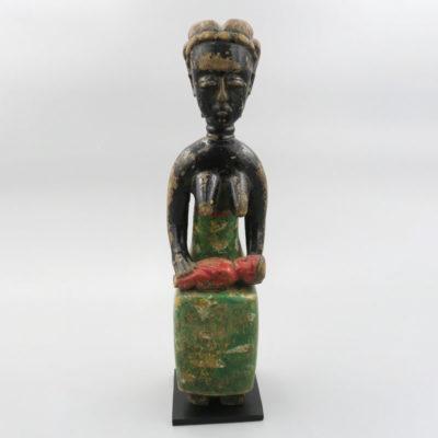 Statue d'autel Baoulé