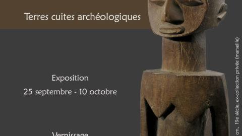 Exposition Statuaire Lobi et terres cuites archéologiques
